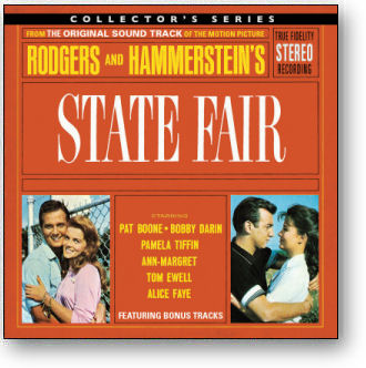 STATE FAIR - ORIGINAL FILM SOUNDTRACK (STAGE 2360)