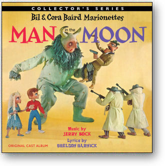 MAN IN THE MOON - ORIGINAL CAST ALBUM