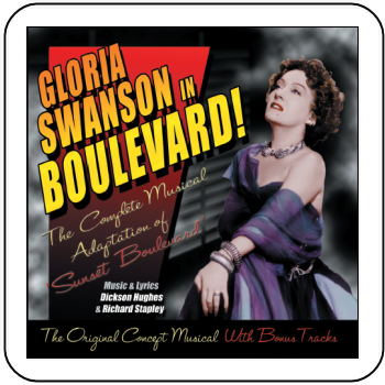 GLORIA SWANSON IN BOULEVARD - CONCEPT RECORDING (STAGE 9005)