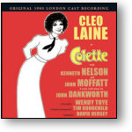 CLEO LAINE IN 'COLETTE' (STAGE 9021)