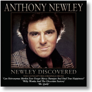 ANTHONY NEWLEY - NEWLEY DISCOVERED (STAGE 9022)