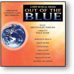 OUT OF THE BLUE - ORIGINAL LONDON CAST (STAGE 9025)
