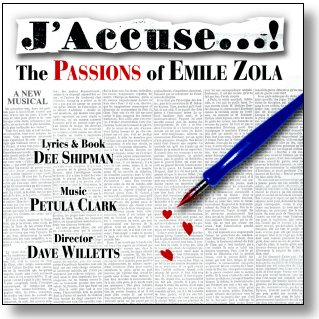 J'ACCUSE...! THE PASSIONS OF EMILE ZOLA (STAGE 9027)