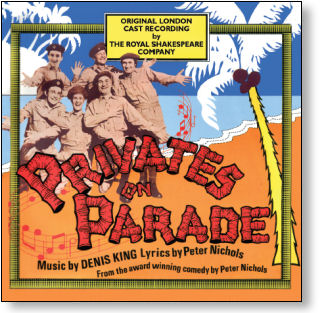PRIVATES ON PARADE (STAGE 9033)