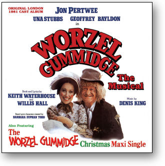 WORZEL GUMMIDGE - THE MUSICAL