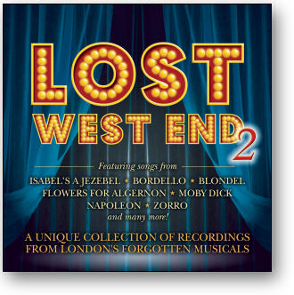 LOST WEST END 2 - LONDON'S FORGOTTEN MUSICALS (STAGE 9046)