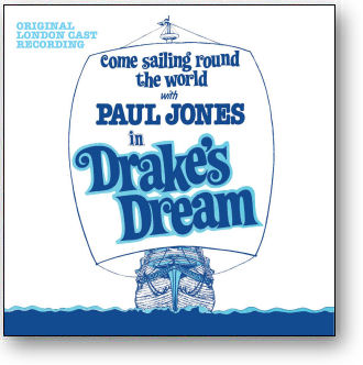 DRAKE'S DREAM - ORIGINAL LONDON CAST (STAGE 9048)