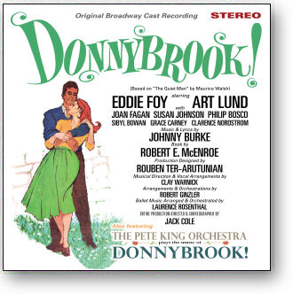 DONNYBROOK! - ORIGINAL BROADWAY CAST