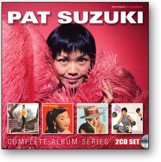 PAT SUZUKI - COMPLETE ALBUM SERIES (2CD SET)