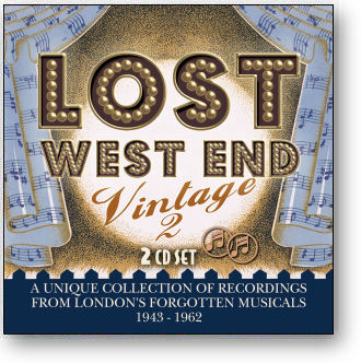 LOST WEST END VINTAGE 2