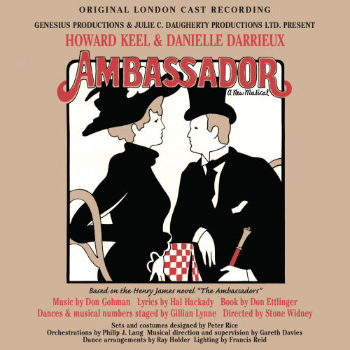 AMBASSADOR - ORIGINAL LONDON CAST RECORDING (STAGE 9066)