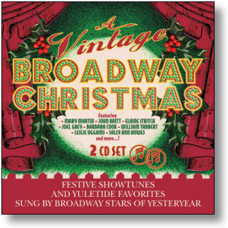 A VINTAGE BROADWAY CHRISTMAS (STAGE 9067)