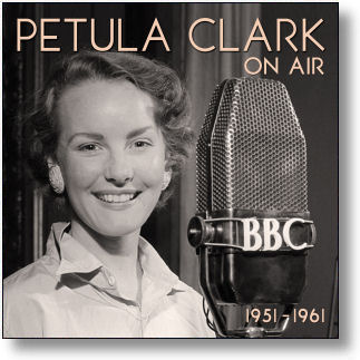PETULA CLARK - ON AIR 1951-1961 (STAGE 9073)