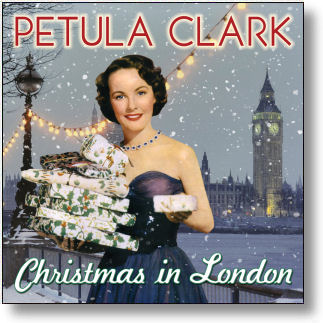 PETULA CLARK - CHRISTMAS IN LONDON (STAGE 9077)