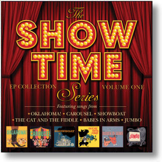 "THE ""SHOW TIME"" SERIES EP COLLECTION - VOLUME ONE (STAGE 9081)"