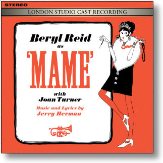 MAME - LONDON STUDIO CAST RECORDING (STAGE 9082)