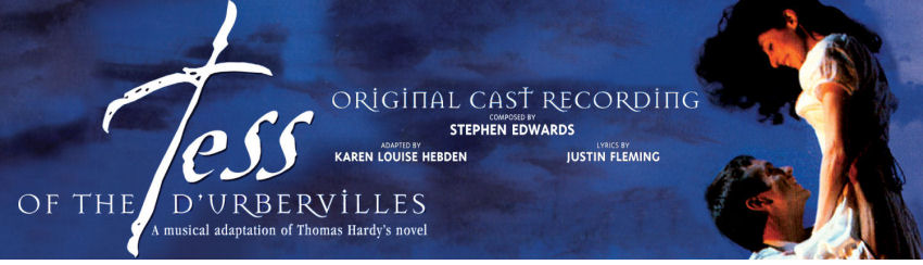 TESS OF THE D'URBERVILLES - ORIGINAL LONDON CAST